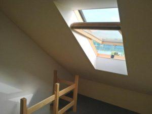 Čtyřlůžkové mezonetové apartmány s balkónem